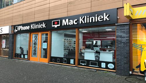 Mac Kliniek winkel