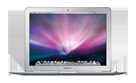 MacBook Air A1237 13 inch reparatie