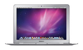 MacBook Air A1304 13 inch reparatie