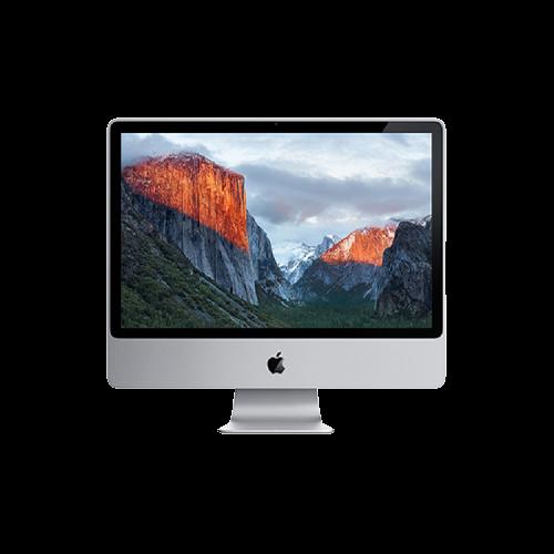 iMac A1225 24 inch reparatie