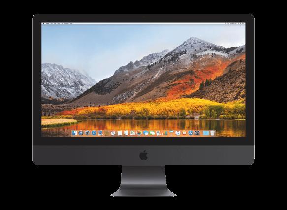 iMac Pro A1862 27 inch reparatie